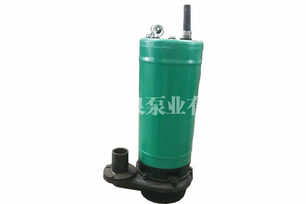 BQW系列矿用隔爆潜污水电泵
