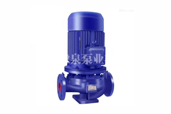 武汉ISG、IRG、YG型单级单吸立式泵