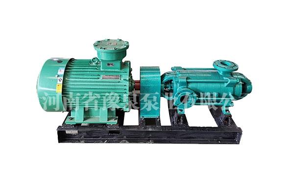 武汉MD型耐磨多级离心泵