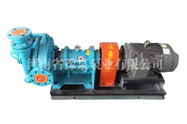 ZJB係列壓濾機專用進料泵
