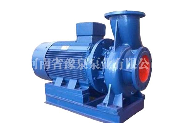 上海ISW、ISWR、型单级单吸卧式离心泵