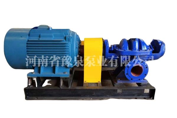 上海S、SH型单级双吸离心泵