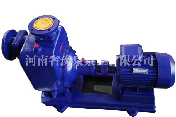 武汉ZX系列自吸泵