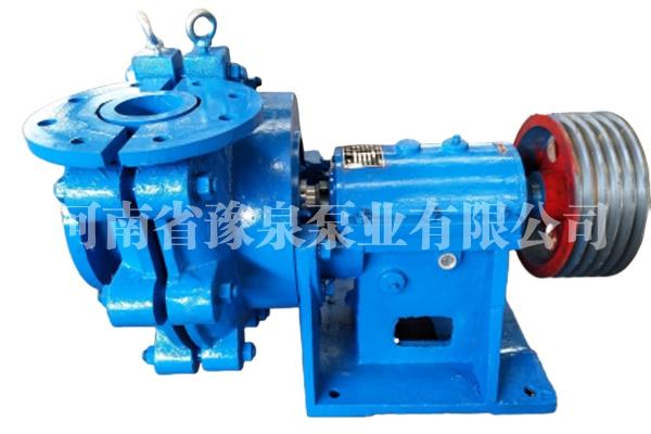 武汉ZH系列高效渣浆泵