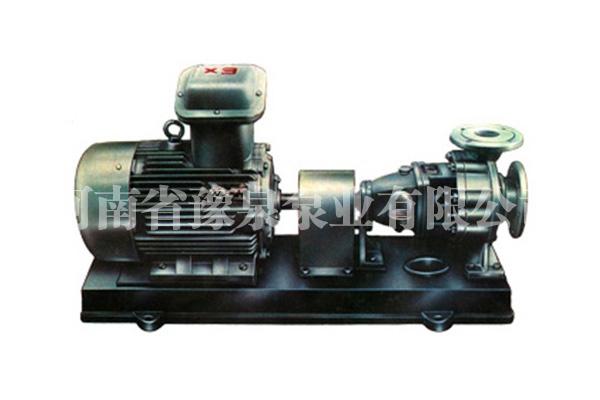 上海IH型卧式单级化工离心泵