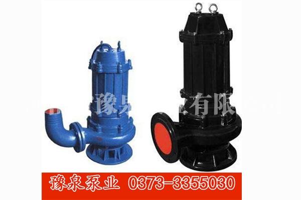WQ型潛水排汙泵