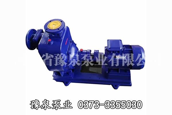 江苏ZX系列自吸泵