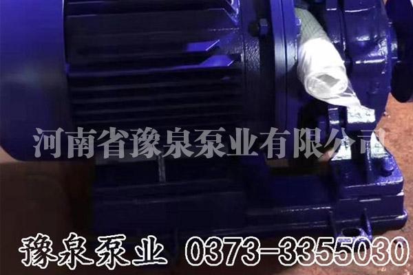 武汉卧式管道泵