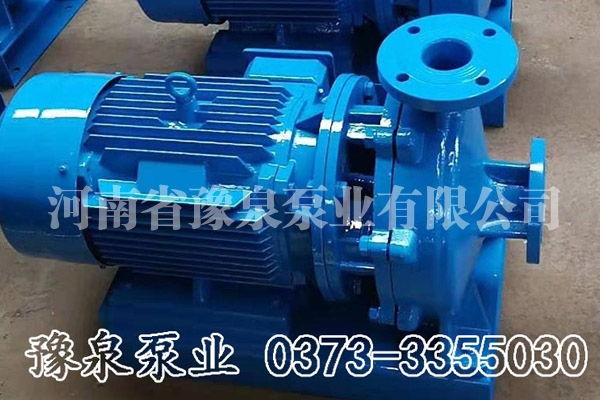 北京ISW卧式离心泵
