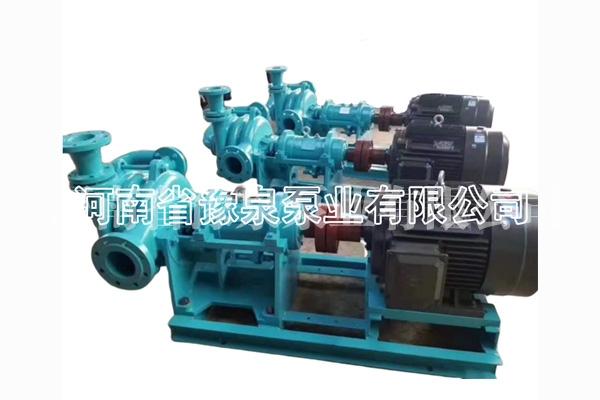 上海压滤机入料泵