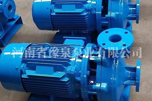 矿用水泵厂家:潜水泵配套电机技术要求