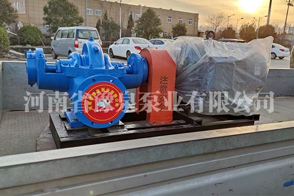 上海双吸泵